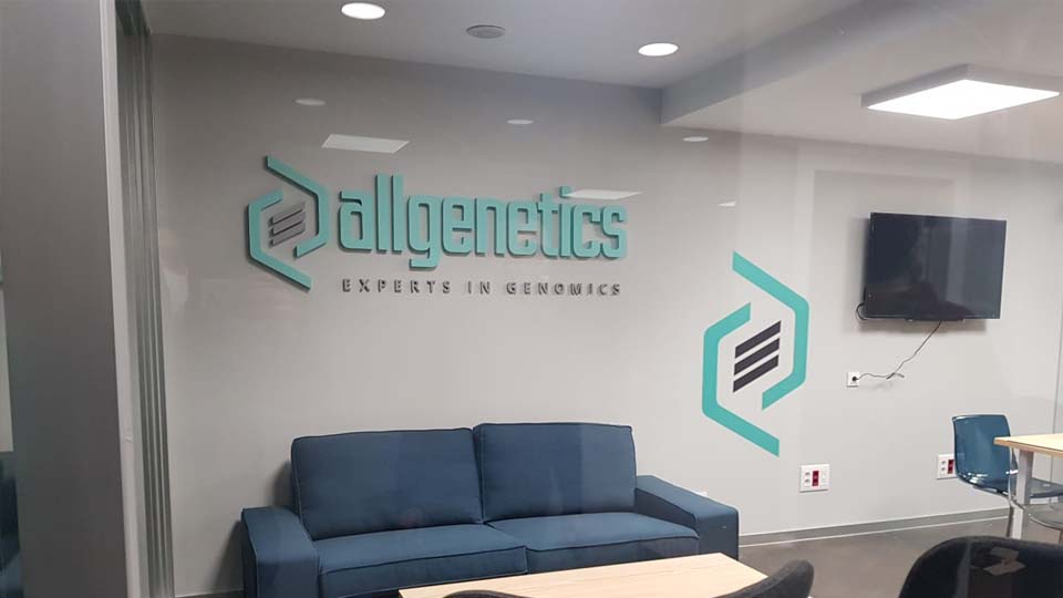 Logotipo allgenetics
